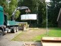Swimspa vor Ort Aufbauservice