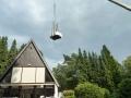 Kein Weg ist zu weit kein Dach zu hoch. Wellnessdrops macht es möglich