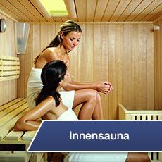 Sauna für den Innenbereich