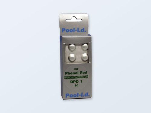 Dinotec-Nachfüllpack-Testtabletten-pH/Sauerstoff