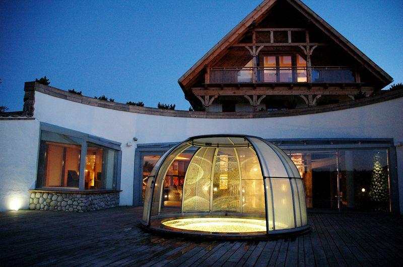 SPA DOME Whirlpool Überdachung - Wellnessdrops