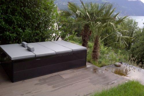 Lounge Concept Teilversenkt