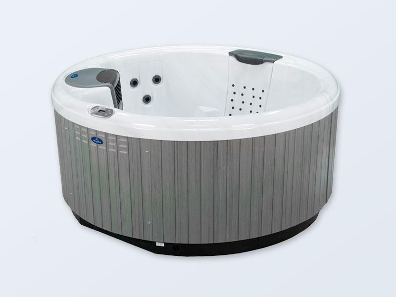 whirlpool villeroy und boch sportx 151r rund 5 personen. Black Bedroom Furniture Sets. Home Design Ideas