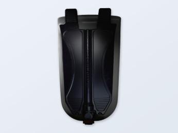 Veturiprinzip JetPak Wasser- und Luftkanäle