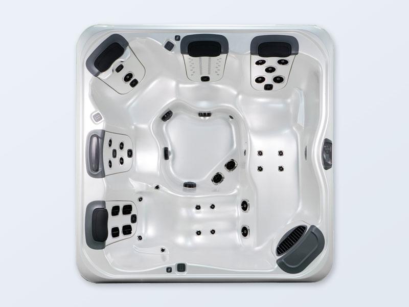 whirlpool villeroy und boch premium line a8d 5 personen. Black Bedroom Furniture Sets. Home Design Ideas