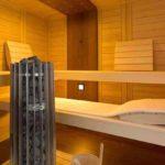Sauna Edge Innen