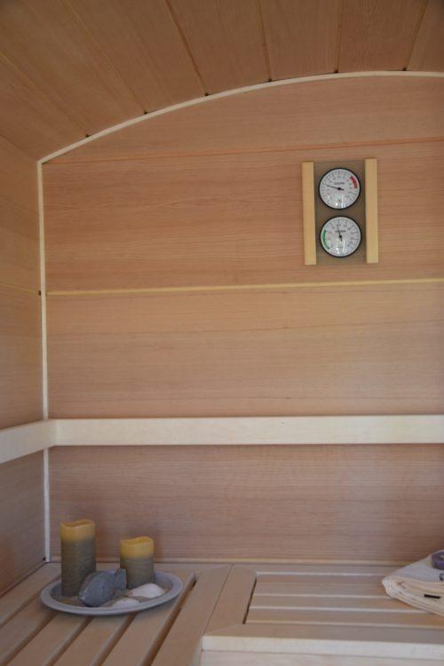 Schwitzkasten Sauna